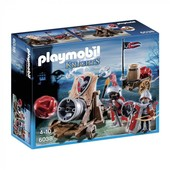 Новая!!! Playmobil 6083 боевая пушка рыцарей ястребя, набор