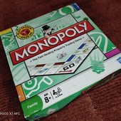 Классическая монополия от Hasbro