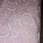 Успей!супер Детское постельное белье.натур.ткань100%нежно-сереневый цвет с3-д цветами.нов.замер