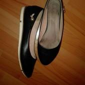 Балетки туфли 23см