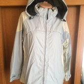 термо ветровка, Куртка, внутри сетка, размер L, Human Nature. состояние отличное