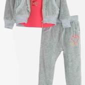 Спортивний костюм двійка для дівчинки