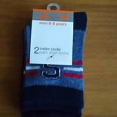 2 пары! Носки для мальчика OVS Италия , размер 29/34