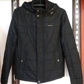 Куртка мужская демисезонная классическая 48р. Распродажа
