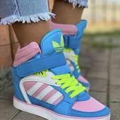 """Женские брендовые  сникерсы""""adidas""""  Вьетнам"""