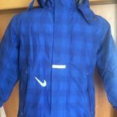 Куртка, термо ветровка, мембрана, p. 8 лет 128 см. Atrium.. состояние отличное