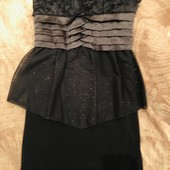 Шикарне випускне плаття або на свято !Розмір ХС-С!