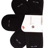 5 пар следки носки Livergy Германия, размер 39-42 хлопок