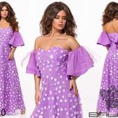 Распродажа нашару!Нарядное платье в пол