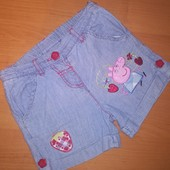 George, шорты для девочки, на 2-3года, на рост 92-98