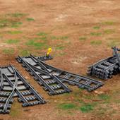 Железнодорожные стрелки Lego City