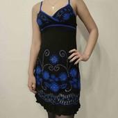платье летнее котоновое на выбор 3 цвета