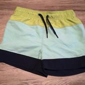 Германия! Пляжные шорты на мальчика 86-92 рост! 12-24 м.