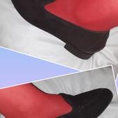 Черные кожаные лоферы от Next, ориг. Индия, разм. 38 (25 см внутри). Сост. отличное!