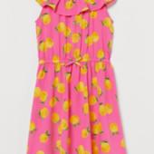 ♥吉-H&M новое платье р.6-7- !♥