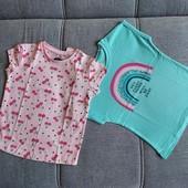 Блиц-цена! Набор футболок на 4-5 лет рост 104! из Польши! качество премиум! хлопок!