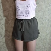 Собираем лоты!!! Комплект шорты +майка, размер M-L