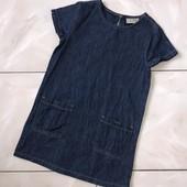 Стоп ❤ Фирменное джинсовое платье для девочки,5-6 лет❤ Много лотов!