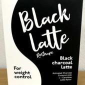 Угольный Латте для похудения Black Latte - Блек Латте
