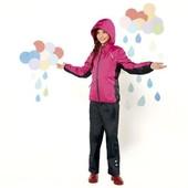 Качественные костюмы-дождевики (куртка+штаны) Crivit Германия, размер 158-164