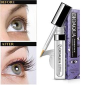 Стимулятор сыворотка роста ресниц и бровей Bioaqua Nourishing Liquid Eyelashes - Оригинал