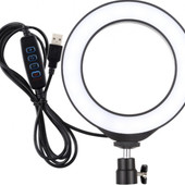 Кольцевая LED лампа 16 см без держателя