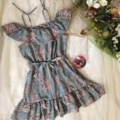Шок ціна!!! Рятуємося від спеки.Чудові шовкові повітряні плаття.