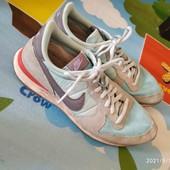 Кроссовки Nike original, лёгкие беговые вентилированые кроссовки