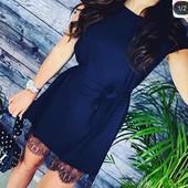 Дуже гарна сукня розмір та колір на вибір 40-42,42-44, 46-48