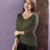 Красивая, мягенькая блуза из вискозы от Esmara, размер нем 44/46