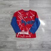 Реглан новый оригинал Марвел Spider Man 5-7 лет