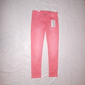 р. 146, новые джинсы скинни для девочки Alive