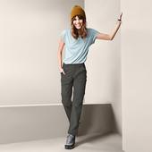 Функциональные прочные треккинговые брюки DryActive Plus от Tchibo (германия) размер 40 евро=46-4