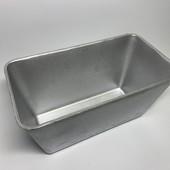 Форма для выпечки хлеба, кекса алюминиевая 600 грамм