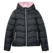 Германия!!! Стеганая демисезонная куртка, курточка для девочки! 146 рост!