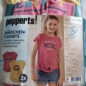 Pepperts набор футболок 134-140 см