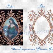 удаление Фона ;перевод формата Иллюстраций из Eps в Png(*прозрачный фон) ;Цветокоррекция, на выбор