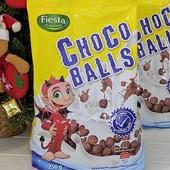 Вкусные шоколадные шарики на завтрак для детей и взрослых