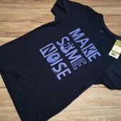 Германия! Коттоновая футболка на мальчика, размер 134-140 см