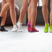 ☘ Лот 5 пар, розмір 38-40 ☘ Шкарпетки функціональні для бігу, Tchibo (Німеччина)