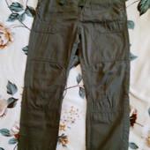 Летний лот- свободные штаны джоггеры хаки и футболка в идеале!