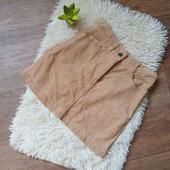 Вельветовая юбка h&m,в идеале, 116-122,много лотов