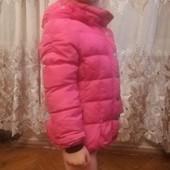 Куртка, пух, 6лет