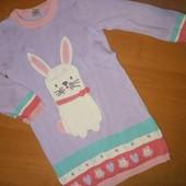 Платье для девочки, на 2-3года года на рост 92-98
