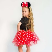 Платье мышки Мини Маус