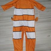 Купальный костюм с защитой от уф 1-2года замеры на фото