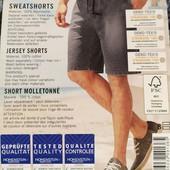 Нові чоловічі шорти,100% хлопок Livergy р.l 52/54. Супер якість!!