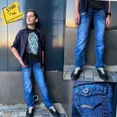 Розпродаж. Підліткові весняні джинси