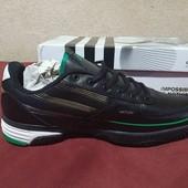 """Кожаные кроссовки""""adidas"""" (adizero) Индонезия"""