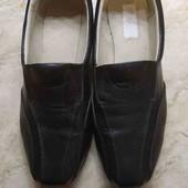 Туфли полностью кожа,стелька 25,5 см